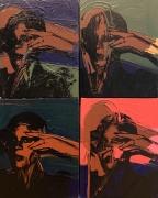 Andy Warhol, Ladies and Gentlemen (Iris)