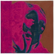 Andy Warhol, Self-Portrait, 1966-67