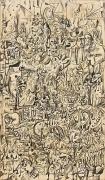 George Condo Untitled, 1985