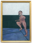Francis Bacon, Seated Figure on a Couch