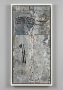 Untitled (Protest Painting)1994Acrylic on canvas40.75 x 20.63 inches