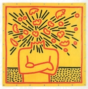 Keith Haring Untitled, 1983
