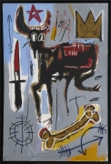 Jean-Michel Basquiat Loin