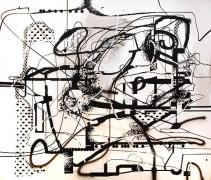Albert Oehlen, Untitled, 1994/07