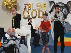 Eric Fischl False Gods, 2015