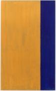 Günther FörgUntitled, 1990Acrylic on lead on wood70 7/8 x 43 3/8 inches (180 x 110.2 cm.)