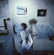 Laurie Simmons, Blue Bath, 1983