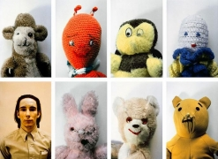Mike Kelley Ahh...Youth!, 1991