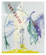 Martin Kippenberger, Ohne Titel (aus der Serie Fred the frog),1989-90