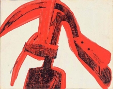Andy Warhol Hammer and Sickle, 1977
