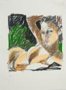 Enoc Perez, Untitled (Bella Hadid)