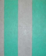 Sherrie Levine  Untitled (Broad Stripes #4)  1985