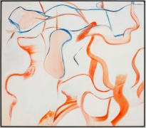 Willem De Kooning  Untitled VIII, 1983