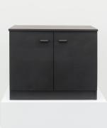 Fischli & Weiss  Small Cupboard, 1987 sculpture