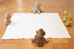 Mike Kelley, Arena #7 (Bears), 1990