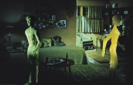 Laurie Simmons, Yellow and Green Teen Room, 1983