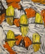 Martha Diamond, Jigsaw,1991