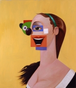 George Condo  A Commercial Approach to Abstract Painting, 2006
