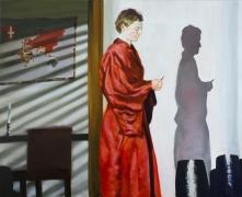 Eric Fischl, Text (After Vermeer)