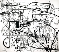 Albert Oehlen, Untitled, 2007