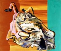 Martin Kippenberger  Ohne Titel (aus der Serie Das Floß der Medusa), 1996