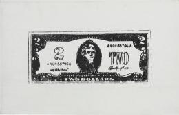 Andy Warhol, Two Dollar Bill