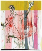Martin Kippenberger, Untitled (from the series The Raft of Medusa), 1996oil on canvas, 70.87 x 59.06 inches (180 x 150 cm)© …