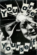 Barbara Kruger, Untitled (You are not yourself), 1982