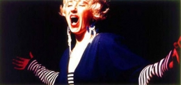 Cindy Sherman, Untitled #119, 1983Color photograph17 x 35 1/2 inches, 43.2 x 90.2 cm