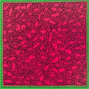 Keith Haring, Untitled (June 1, 1984), 1984