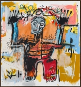Jean-Michel Basquiat, Untitled,1981