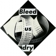 Barbara Kruger, Untitled (Bleed us dry), 1987photograph and type on paper7 1/4 x 7 1/4 inches (18.4 x 18.4 cm)