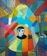 Martin Kippenberger, Portrait Paul Schreber, 1994