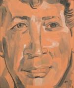 Martin Kippenberger, Portrait Dean Martin