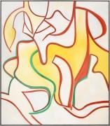 Willem De Kooning  Untitled XII, 1985