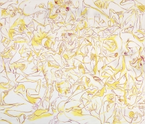 Sue Williams  New Flooby Yellow, 1997