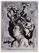 Martin Kippenberger, The Raft of Medusa, 1996