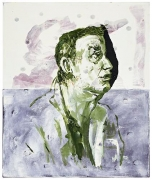 Martin Kippenberger, Untitled (from the series The Raft of Medusa), 1996oil on canvas, 35.43 x 29.53 inches (90 x 75 cm)© Es…
