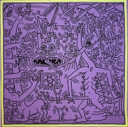 Keith Haring, Untitled (May 29, 1984), 1984