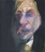 Francis Bacon  Study for Self Portrait  1979  oil on canvas