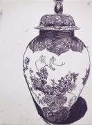 Enoc Perez, Untitled (vase)
