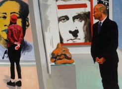 Eric Fischl  Art Fair: Booth #16 Sexual Politics, 2014