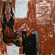 Georg Baselitz Sterne im Fenster