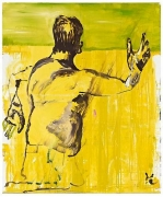 Martin Kippenberger, Untitled (from the series The Raft of Medusa), 1996oil on canvas, 47.24 x 39.37 inches (120 x 100 cm)© …