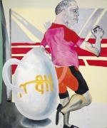Martin Kippenberger, Ohne Titel (aus der Serie Hand Painted Pictures)