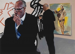 Eric Fischl, The Disconnect, 2015