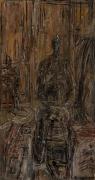 Alberto Giacometti Femme Assise (La Mere de L'Artiste)
