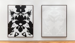 Andy Warhol Rorschach, 1985