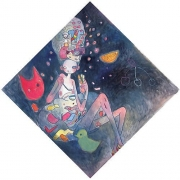 Aya Takano, Sweetness In the Dark, 2009