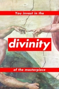 Barbara Kruger  Untitled (You invest in the divinity of the masterpiece), 1982